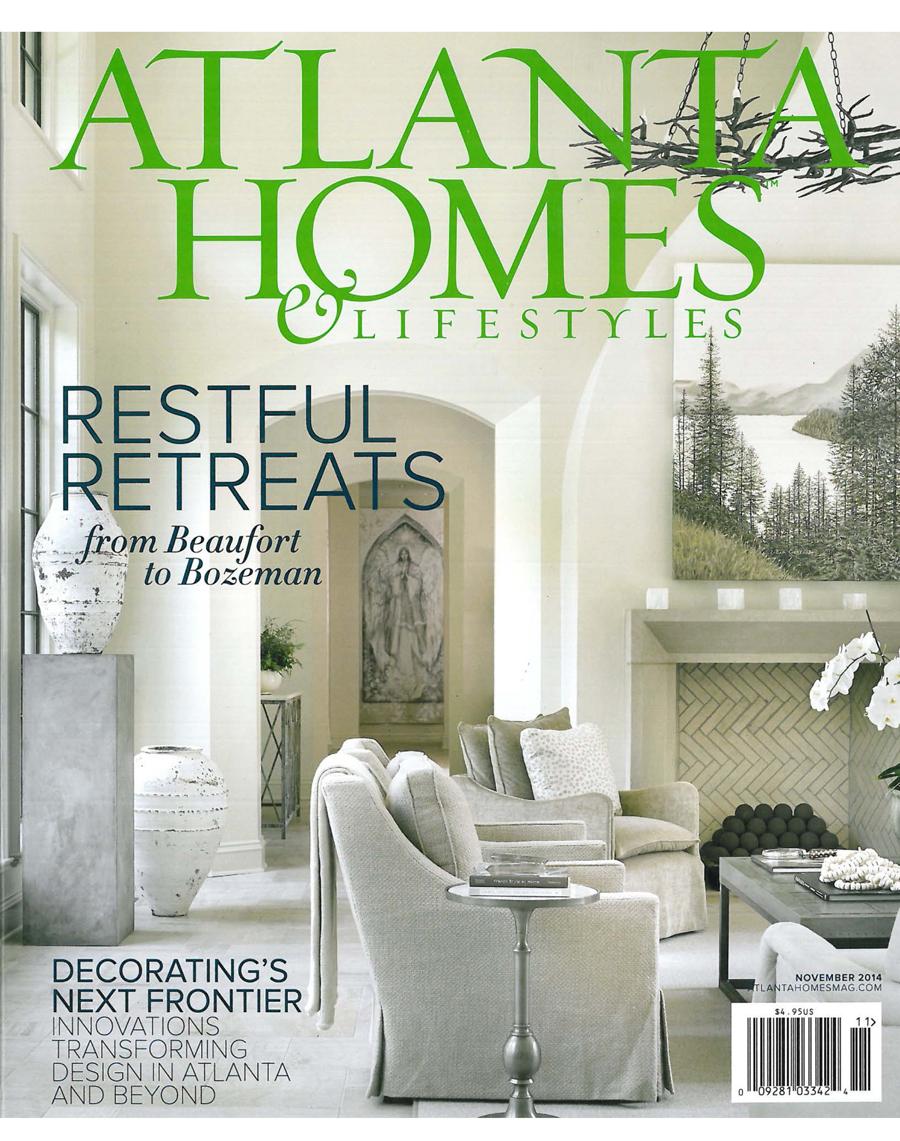 Coastal Blend – Atlanta Homes & Lifestyle Magazine | Mondavi ...
