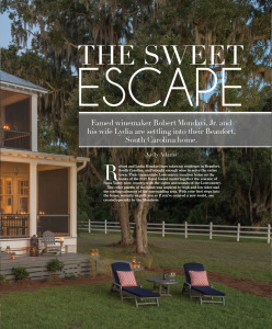 South Magazine Mondavi Home Collection