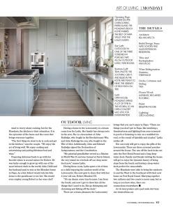 South Magazine Mondavi Home Collection