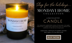Mondavi Lowcountry Candle