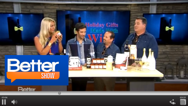Better Show Featuring Mondavi Home Candle 29 Cosmetics