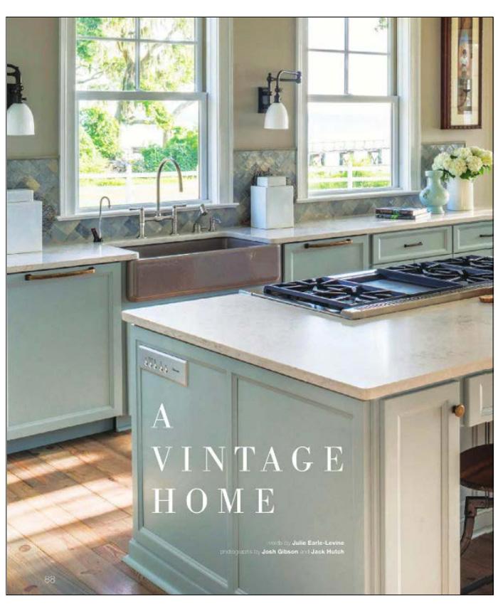 Ocean Home Magazine