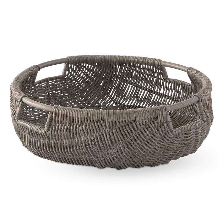 Rob and Lydia Mondavi Harvest Blanket Basket